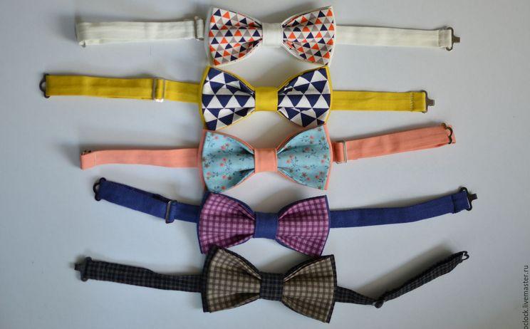 Мужской галстук бабочка своими руками мастер класс 46